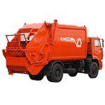 Возобновление поставок коммунальных машин на шасси МАЗ-438043