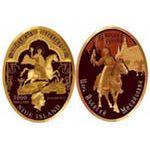 Московский Сбербанк реализовал три золотые монеты общей стоимостью 6,9 млн рублей