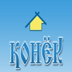 Компания «Конёк» освоила технологию строительства домов из бревна с «финским» профилем