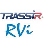 Камеры компании RVI были интегрированы в TRASSIR по протоколу ONVIF
