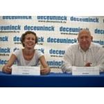 Юлия Чичерина и компания Deceuninck отметили завершение строительства «Живого дома» певицы