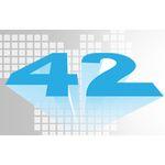 """Международная конференция и выставка стартапов """"42"""""""