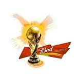 Просмотр финала Чемпионата Мира по футболу 2010 в BUD FAN ZONE в  Лужниках собрал несколько тысяч болельщиков