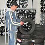 Выбор шин - выбор безопасности