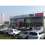 В Автоцентре «ОВОД» прошел тест-драйв полноприводных автомобилей Nissan