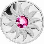 «Татфондбанк» предлагает монеты «Камни рождения» с кристаллами Сваровски