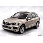«Аркан» - партнер российской премьеры обновленного Volkswagen Touareg