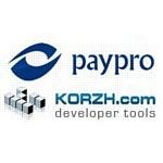 PayPro Global заключила договор с Korzh.com на оказание услуг электронной коммерции