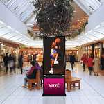 Стенды от Diboss Vitze для видеорекламы в супермаркетах