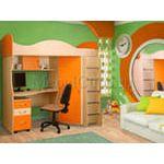Совмещаем функциональность с удобством в комнате ребенка