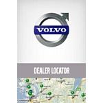 Новое приложение для смартфона помогает клиентам Volvo Trucks быстро найти ближайшую СТО или офис продаж