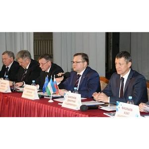 Башкортостанское РО Союза машиностроителей России возглавил Евгений Семивеличенко.