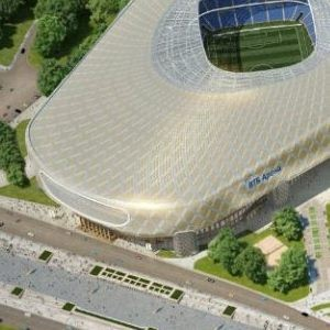 «ВТБ Арена – Центральный стадион «Динамо» имени Льва Яшина» на выставке Экспо Реал 2017