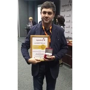 Холдинг «Солнечные продукты» победил в конкурсе «Ингредиент года 2017»