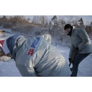 ОНФ в Алтайском крае привлекает волонтеров к участию в акции «Снежный фронт»