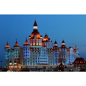 Сказочный отель «Богатырь» в Сочи ждет вас!