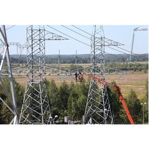 Завершена прокладка цифровых линий связи в магистральных электросетях Курской и Орловской областей