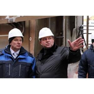 Виктор Павленко поддержал включение судостроительного кластера Поморья в число федеральных проектов