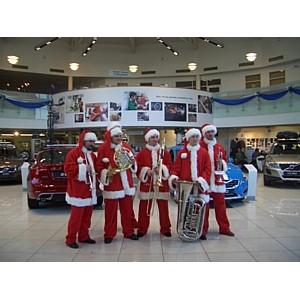 Предновогодние выходные вместе с «Независимость Volvo»!