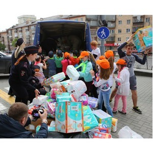 «Мы вместе»: жители Екатеринбурга объединились для помощи малышу