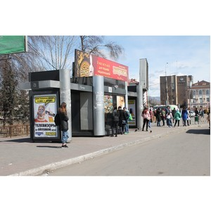 Активисты ОНФ в Туве проверили состояние остановок общественного транспорта в Кызыле
