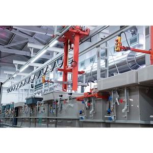 «Швабе» завершил второй этап модернизации линии гальваники
