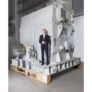 Nidec ASI получила заказ на 125 млн евро на производство 224 электродвигателей для «Транснефти»