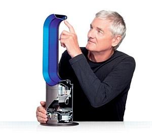Настоящее ощущение тепла с обогревателем Dyson Hot™