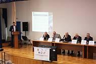 Разработки резидентов кластера ГЛОНАСС представлены на конференции по транспорту