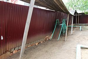 Активисты ОНФ взяли на контроль ситуацию со строящимся зданием возле детской площадки в Кирове