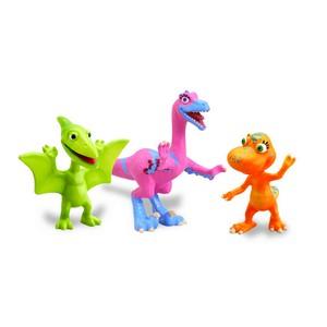 Любимый мультфильм и новые игрушки