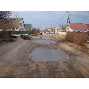 Воронежские активисты ОНФ составили народный рейтинг «убитых» дорог региона