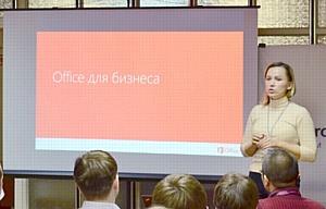 Позитроника благоустраивает современные офисы