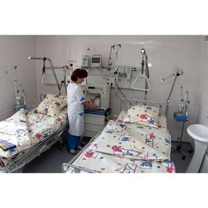 В московских медучреждениях как на курорте