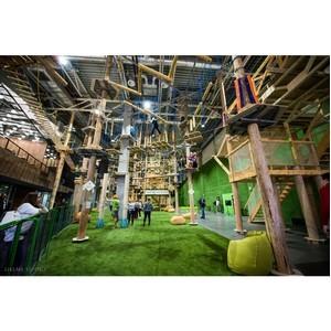 Крытые веревочные парки – новый тренд индустрии развлечений