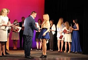 В Дзержинском филиале РАНХиГС состоялось вручение дипломов о высшем образовании