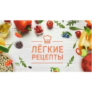 Александр Селезнев поделится «Легкими рецептами» вместе с Panasonic и Prior