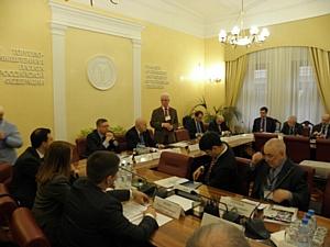 МЦУЭР принял участие в обсуждении перспектив  освоения морских месторождений континентального шельфа