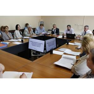 Томские активисты ОНФ провели круглый стол, посвященный проблемам инвалидов по слуху