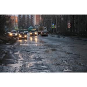 Активисты ОНФ в Коми направили властям новый рейтинг «убитых» дорог в регионе