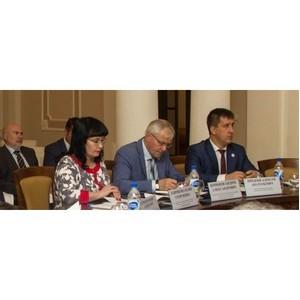 На заседании профильной комиссии рассмотрели представленные проекты