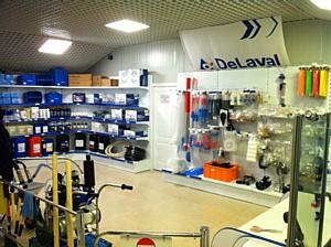 Компания «ДеЛаваль» вместе с дилерами успешно расширяет свой бизнес