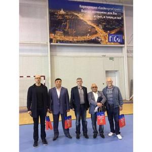 ГК Корпорация «ГазЭнергоСтрой» организовала турнир по греко-римской борьбе