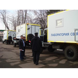 Лаборатории связи «МПЗ» для Арзамасского ЛПУ МГ - Филиала ООО «Газпром трансгаз Нижний Новгород»