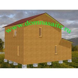 Дом из профилированного бруса: базовая комплектация