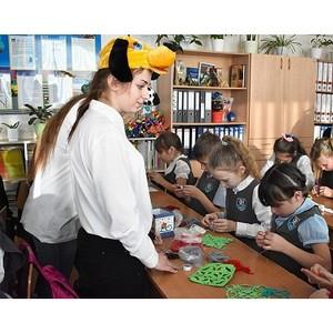 Активисты ОНФ в Амурской области приняли участие в акции «Новогоднее чудо»