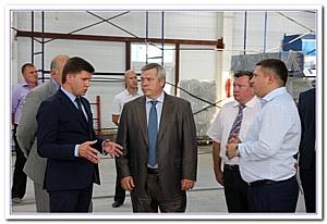 Наказ донского губернатора РЛЗ – завоевать российский рынок!