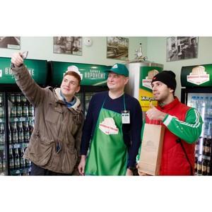 Почему покупатели пива делают селфи с директором Воронежского пивзавода?