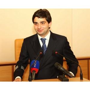 Султан Геккиев – проректор КБГУ
