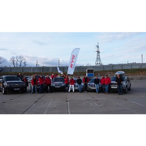 Тест-марафон KYB финишировал во Владивостоке